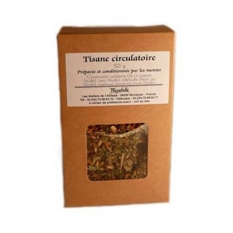 Tisane Circulatoire
