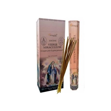 Bâtonnets Encens Vierge Miraculeuse