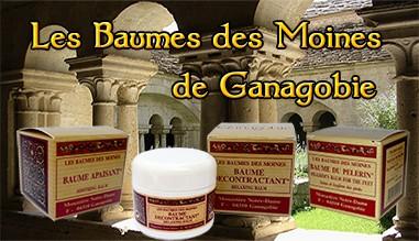 Les Baumes des moines de Ganagobie