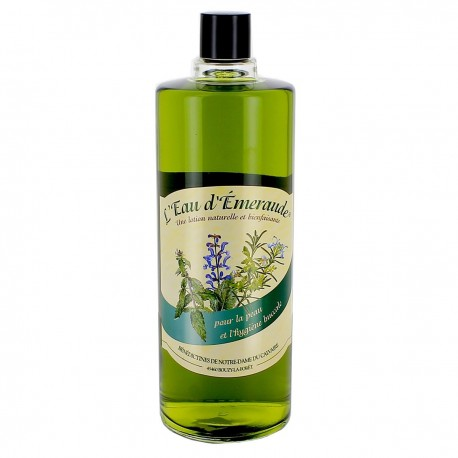 Eau d'emeraude 500 ml