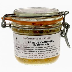 Paté de Campagne au Pommeau