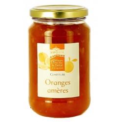 Confiture Oranges Amères