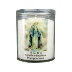 Veilleuse Vierge Miraculeuse