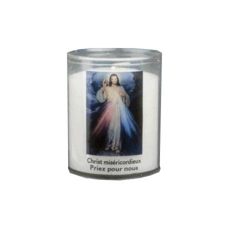 Veilleuse Christ Miséricordieux