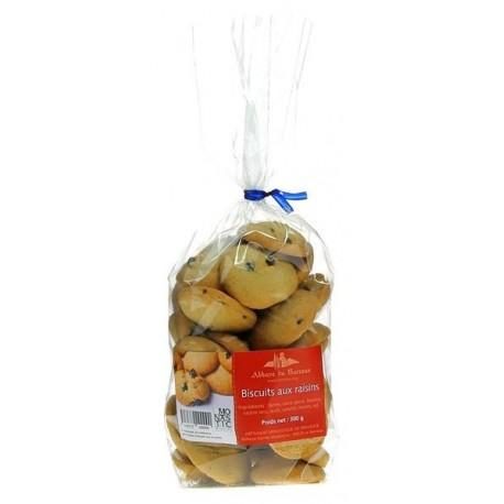 Biscuits aux raisins