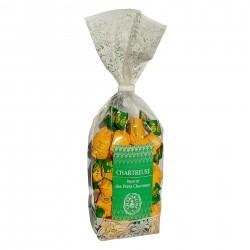 Bonbons fourrés à la Liqueur de Chartreuse