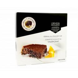 Gâteau chocolat intense Valrhona