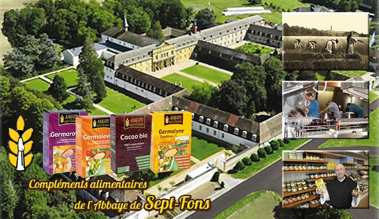 Compléments Alimentaires de l'Abbaye de Sept-Fons